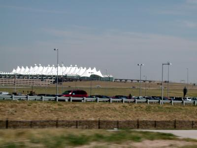 the denver airport
